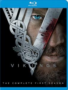 Vikings Season One Blu-Ray