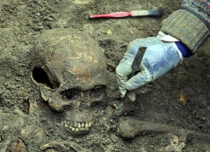 Mass Medieval Graves