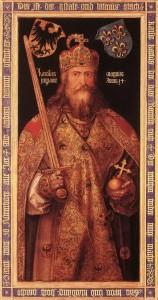 Charlemagne Portriat