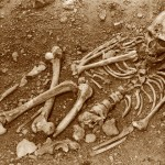 Neanderthal fossil is medieval