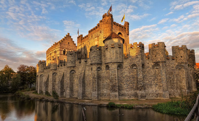 Castle-Gravensteen