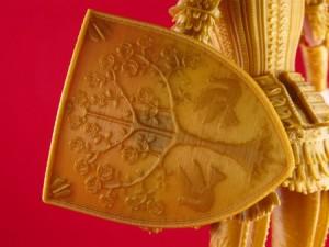 medieval-barbie-parade-shield