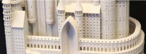 Castle-Detail 3D