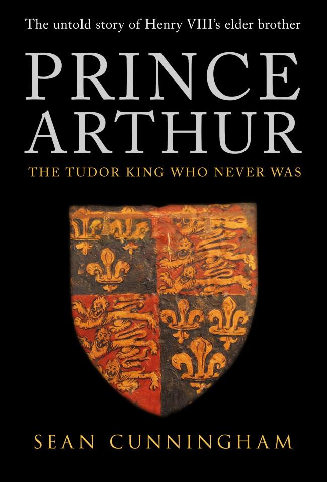 Prince Arthur cover