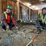 Irish Castle Dig